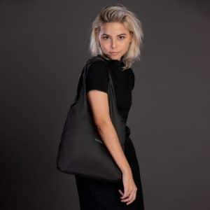 ถุงช้อปปิ้งพับได้-Nano Bag-กระเป๋าลดโลกร้อน-ถุงผ้าshopping-geometric
